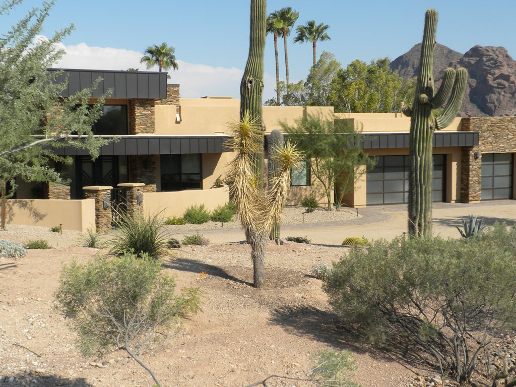 Artek Wall Systems scottsdale Arizona stucco finish