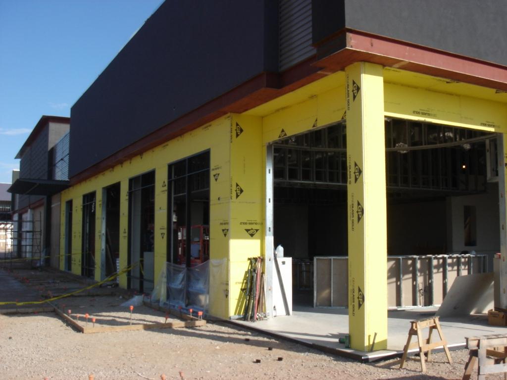 commercial stucco contractors Artek Wall